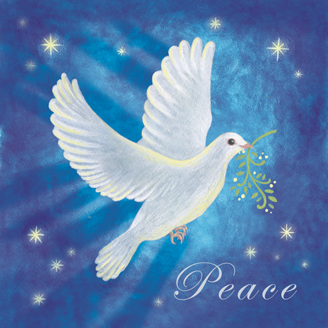 Dove of Peace | Save the Children Wishlist