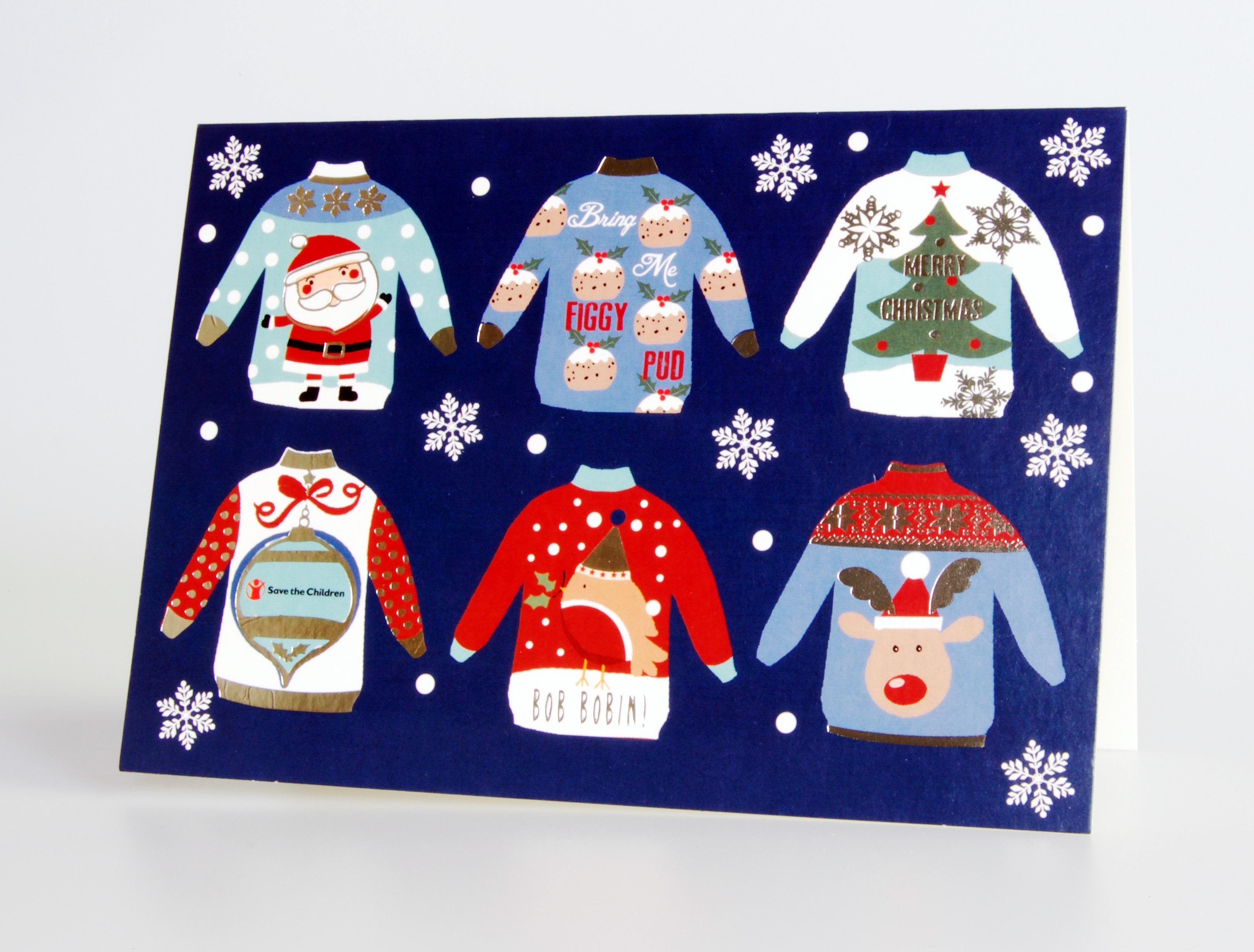 Christmas Jumper | Save the Children Shop