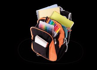 Charity gift- school bag