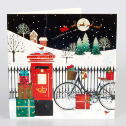 Christmas Delivery Christmas Cards