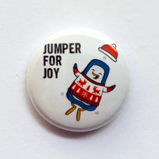 Christmas Jumper badge