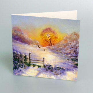 Winter Walk Christmas Cards