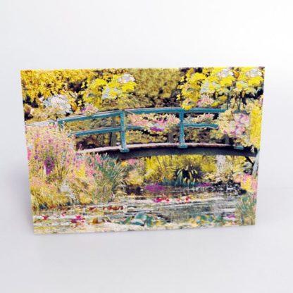 Beautiful Bridge Greeting Card