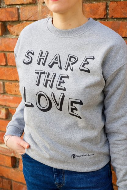 Share the love sweat
