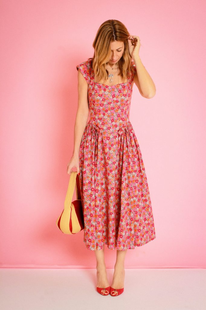 Laura Ashley Summer Dress Save The Children Shop