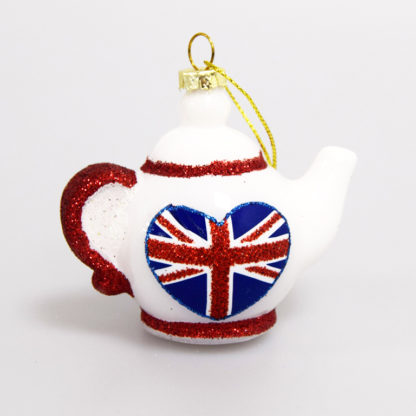 Tea Pot tree decoration