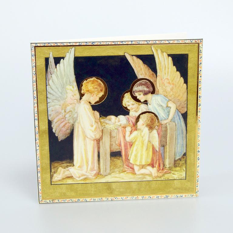 Angels Christmas Cards.Angels Christmas Cards