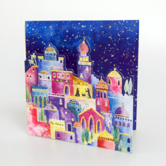 O Little Town Christmas Cards