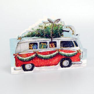 Christmas Campervan Christmas Cards