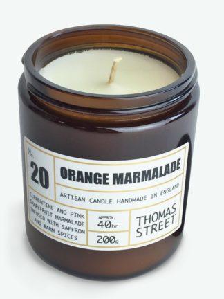 Orange Marmalade candle