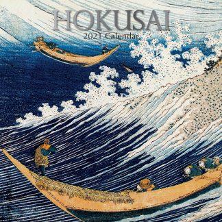 2021 Hokusai calendar