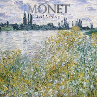 2021 Monet Calendar