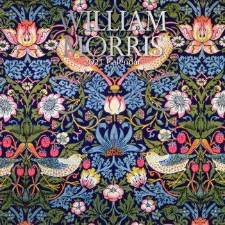 2021 William Morris calendar