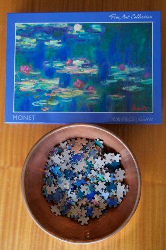 Monet Puzzle