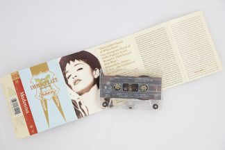 Madonna Immaculate collection cassette album