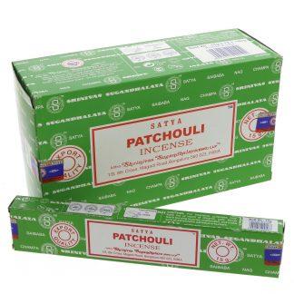 Satya Sai Baba Patchouli incense