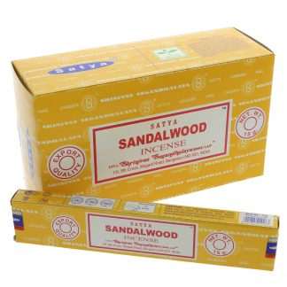 Satya Sai Baba Sandalwood incense