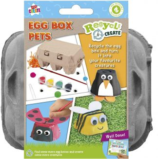 Egg Box Pets